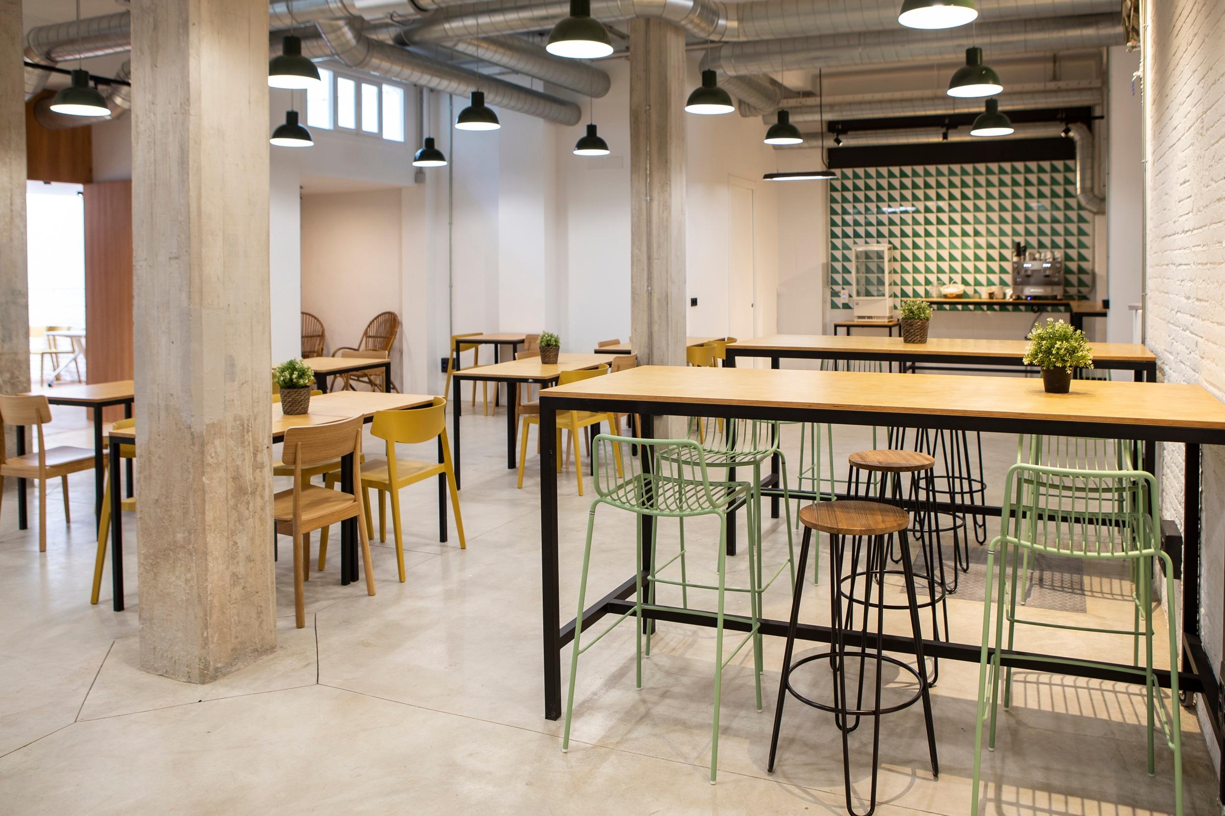 Cafeteria wayco ruzafa